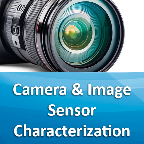camera and image sensor chracterization