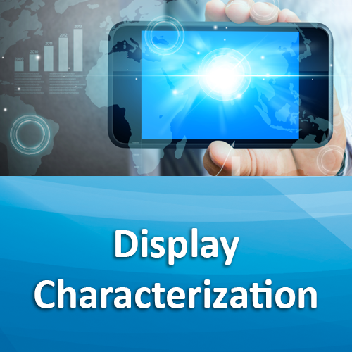 display characterization