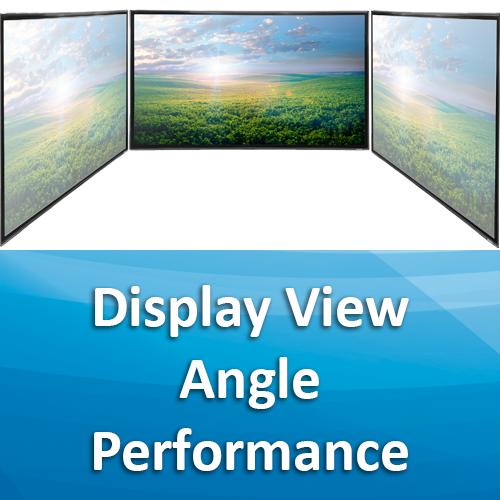 display view angle performance